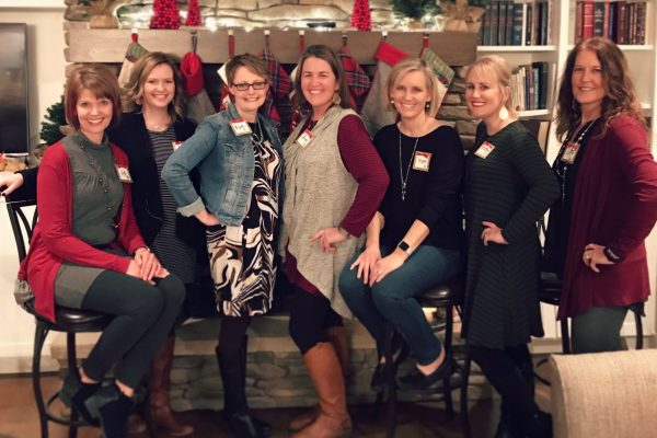 women's ministry christmas party 2018